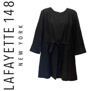 LAFAYETTE 148 NEW YORK linen jacket